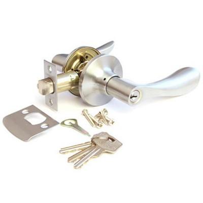 Дверная ручка кноб HIDOOR L821-01 SS(никель)