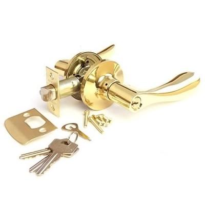 Дверная ручка кноб HIDOOR L891-01 РВ (золото)