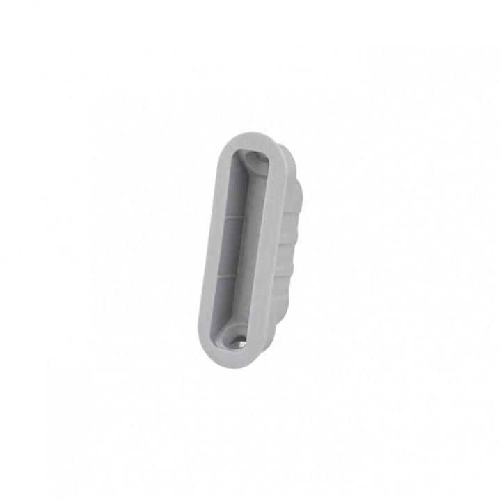 Ответная планка minimal AGB Mediana Polaris серый B02402.05.44