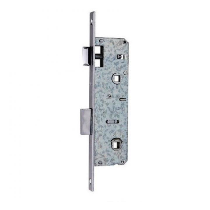 Замок врезной сантехнический для пластиковых дверей 35/90 mm