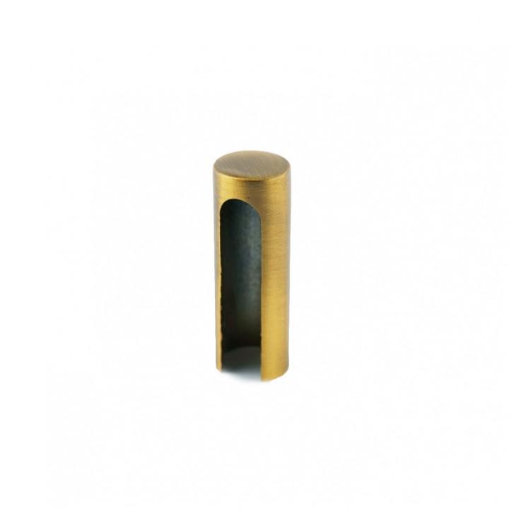 Накладка декоративная на петлю 3D цинк D.MAB new