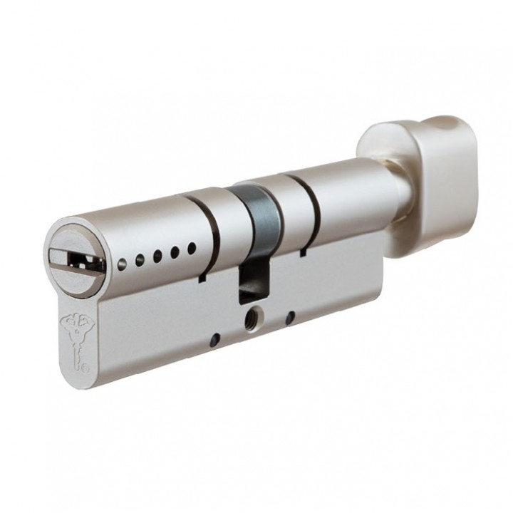 Цилиндр Mul-T-Lock ClassicPro 100 мм 55/45Т  Сатин