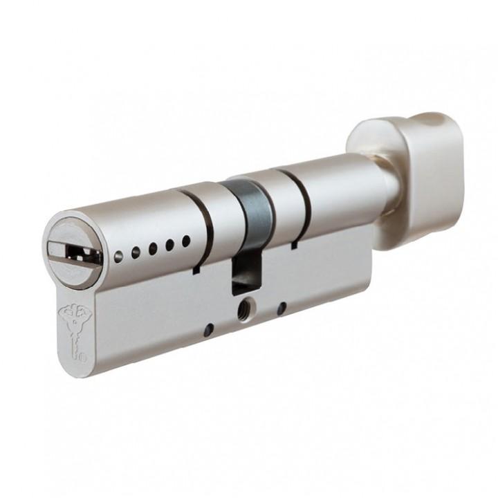 Цилиндр Mul-T-Lock ClassicPro 81 мм 31/50Т  Сатин