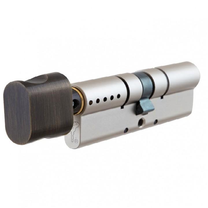 Цилиндр Mul-T-Lock ClassicPro 110 мм 55/55Т  Бронза